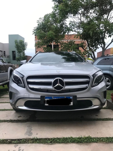 Mercedes Benz Gla 200 Urban 2016 18500kms  Impecable