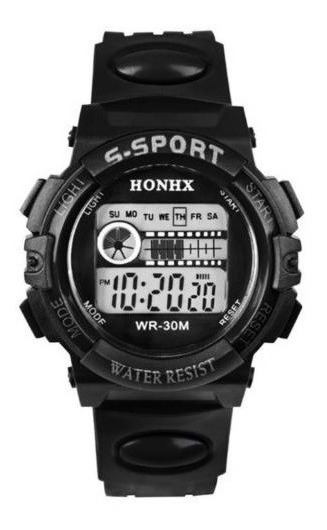 Relógio Digital Honhx Prova De Água
