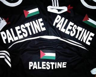 Camiseta Palestina Retro