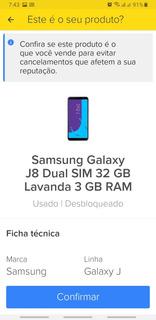 Smartphone J8