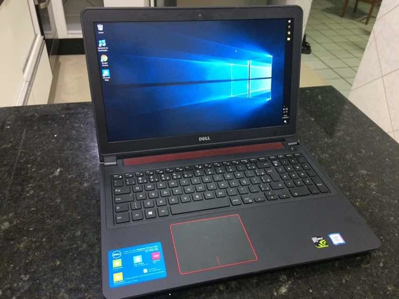 Notebook Dell Inspiron Gaming Edition I15-7559-a20 I7 8gb