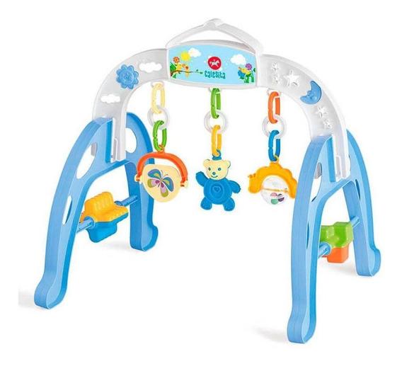 Centro De Atividades Bebê Mobile Baby Gym Calesita 901