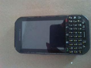 Telefono Iden Motorola Titanium Con Detalle