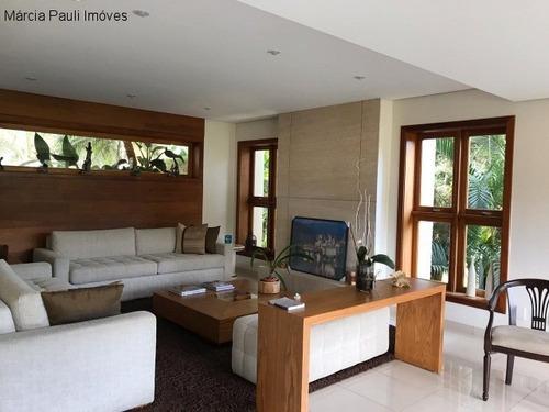 Imagem 1 de 18 de Casa No Condomínio Serra Dos Cristais - Cajamar/sp. - Ca03083 - 34928580