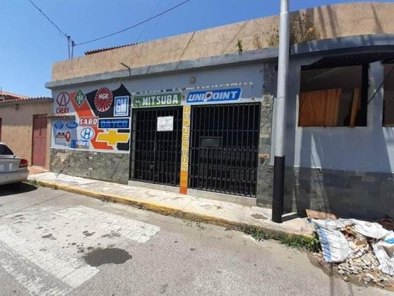 Local En Alquiler Fundacion Mendoza 19-17482 Vc 0414-5551293
