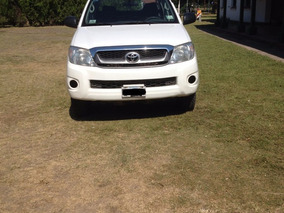 Vendo Impecable Toyota Hilux 2.5 Cd Dx Pack I 120cv 4x4