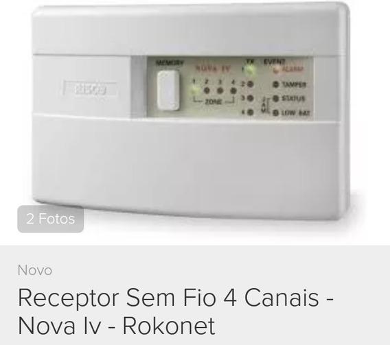 Rokonet Receptor Remoto 4 Canais