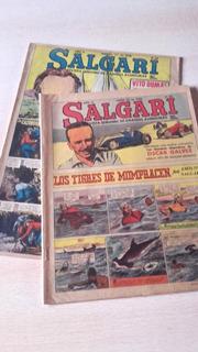 Revistas Antiguas De Historietas