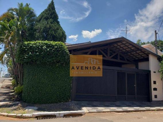 Sobrado À Venda, 215 M² Por R$ 795.000 - Jardim Dos Calegaris - Paulínia/sp - So0236