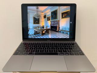 Macbook 12 Pulgadas 512 Gb Early 2016 En Perfecto Estado