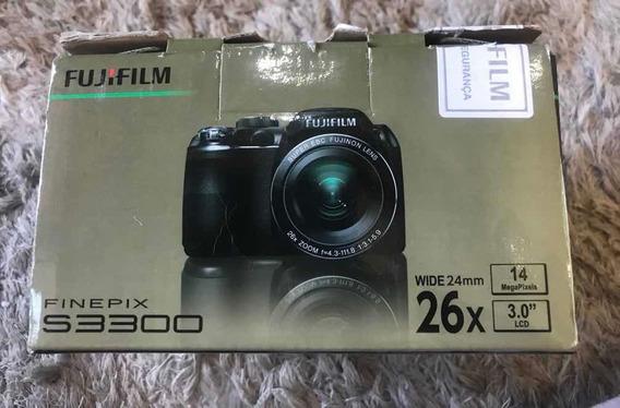 Camera Finepix S3300 Semi Profissional