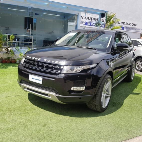 Land Rover Range Rover Evoque 2012 $18500