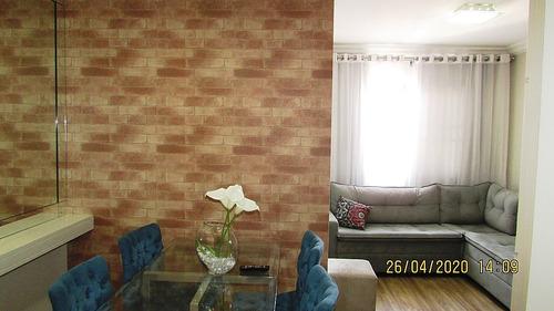 Imagem 1 de 25 de Ref.: 2279 - Apartamento 2 Quartos 1 Vaga Vila Alzira, Santo André - 2279