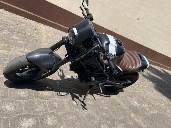 Ducati Multistrada Café Racer