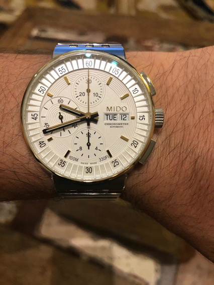 Relógio Mido All Dial 8360.