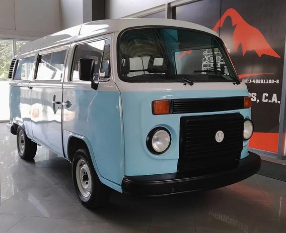 Volkswagen Kombi Mexicana