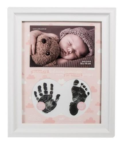 Porta Retrato Pezinho - Menina