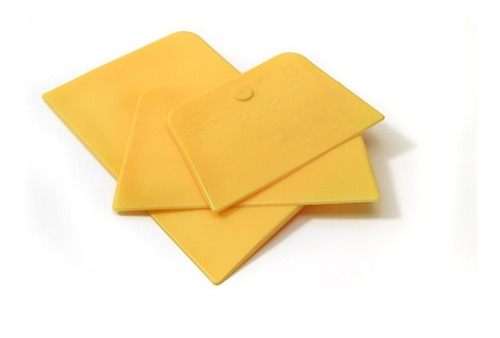 Imagen 1 de 1 de Cornet Amarillo Por 3 Unidades / Lauacu
