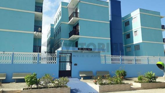 Apartamento 2 Dormitorio, 1 Garagem Para Venda, Indaiá, Caraguatatuba. - Ap0160