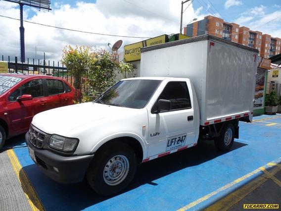 Chevrolet Luv Tfr 2.5 Diesel Furgon