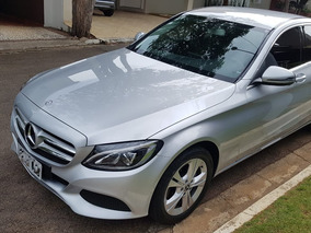 Mercedes-benz Classe C 1.6 Avantgarde Turbo Flex 4p