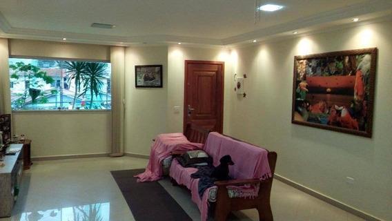 Sobrado Com 3 Dormitórios À Venda, 226 M² Por R$ 800.000 - Assunção - São Bernardo Do Campo/sp - So0167