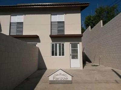 Sobrados Novos Em Condomínio Fechado - Caieiras - 1452-1