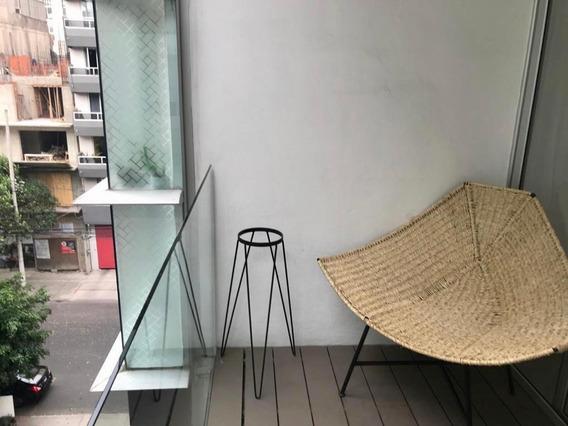 Rento Apartamento Amueblado En La Roma Sur