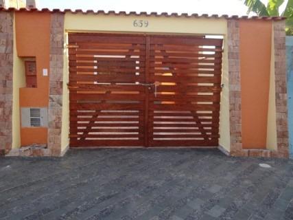Casa A Venda Em Itanhaém, Nova! Ref 6886 M