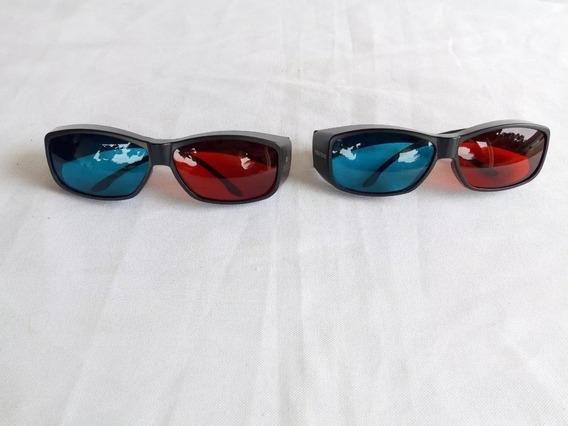 02 Oculos 3d Para Notbook Positivo Originais