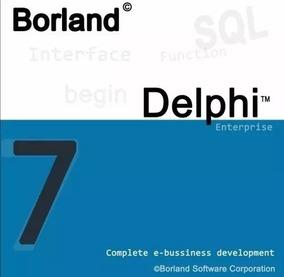 Borland Delphi 7 - Completo