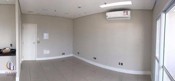 Sala Comercial Para Venda E Locação, Jardins Do Brasil, Centro, Osasco. - Sa0013