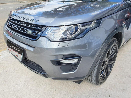 Imagem 1 de 8 de Land Rover Discovery Sport  2.0 Si4 Hse Luxury 4wd Gasolina