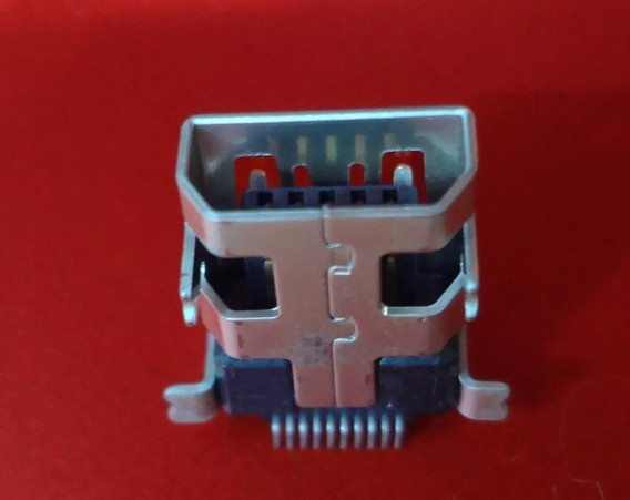 Conector Mini Usb Tablet Foston Fs-m787s