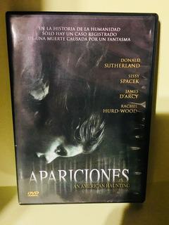 Pelicula Apariciones - An American Haunting - Dvd
