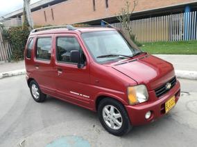 Chevrolet Wagon R Chevrolet Wagon R 2001