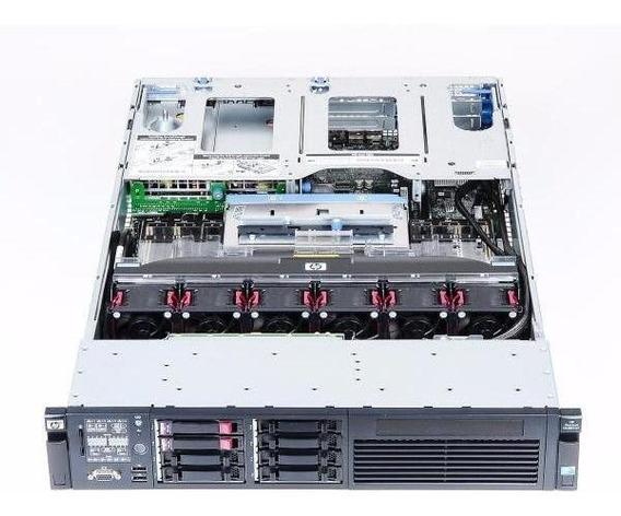 Servidor Rack 2u Hp Dl380 G7 - 64gb 1.2hd Sas Virtualização