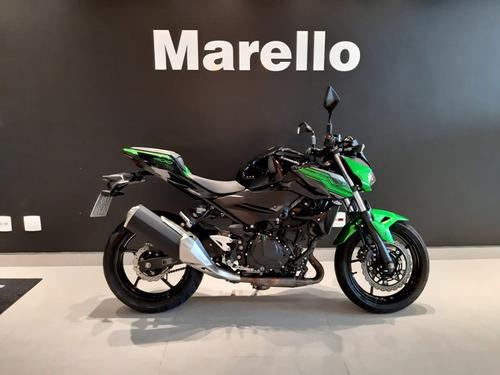 Kawasaki Z400  2020 Baixo Km Fazer 250 2020 D