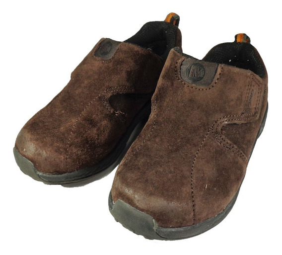 Zapatos Merrell Jungle Mocs Mocasines Niño Talla 26