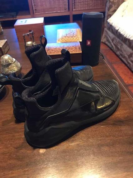 Botas Puma Negras Mujeres