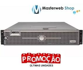 Servidor Dell Poweredge 2950 32gb + 2x Quad + 300gb De Hd