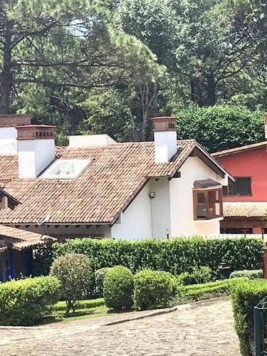 Casa En Venta En Avandaro Valle De Bravo ( 465048 )