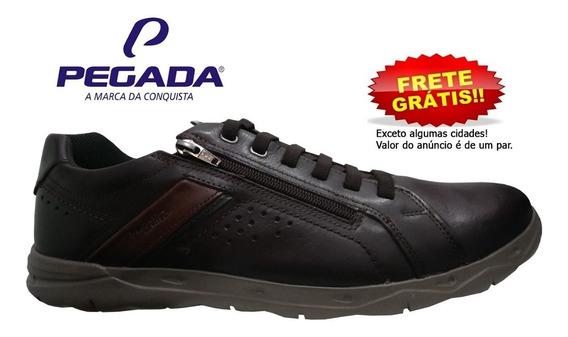 Sapatênis Pegada Sapato Masculino 517151 Tamanhos 45- 48