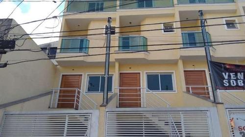 Imagem 1 de 27 de Sobrado À Venda, 150 M² Por R$ 650.000,00 - Parque Mandaqui - São Paulo/sp - So1007