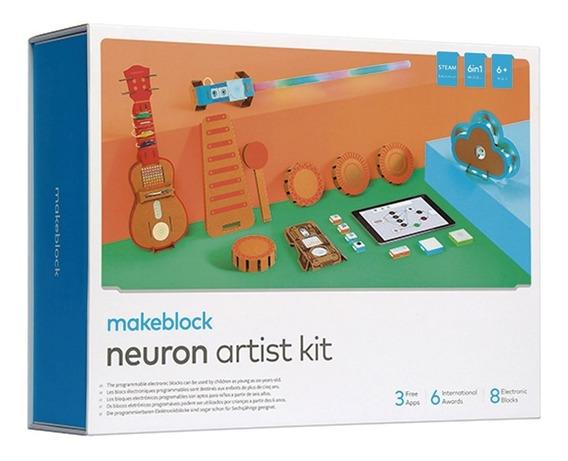 Makeblock - Neuron Artist Kit - Kit De Robotica Modular