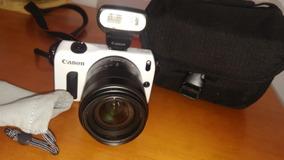 Canon Mirrorless Eos M Corpo Ou Completa