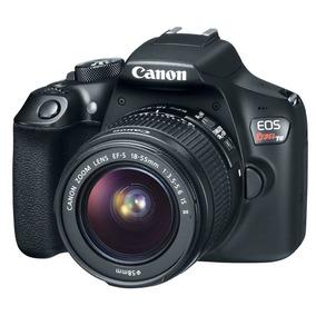 Câmera Canon Eos Rebel T6 Kit 18-55mm Is