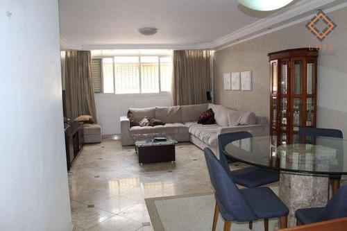Apartamento Com 3 Dormitórios À Venda, 140 M² Por R$ 1.012.000,00 - Paraíso - São Paulo/sp - Ap42563