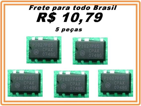 Ci Ncp1027p65 - P1027p65 - Dip7 5 Peças Promoção