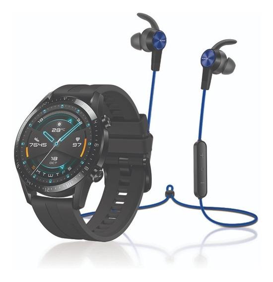 Huawei Watch Gt2 + Audifonos Am61